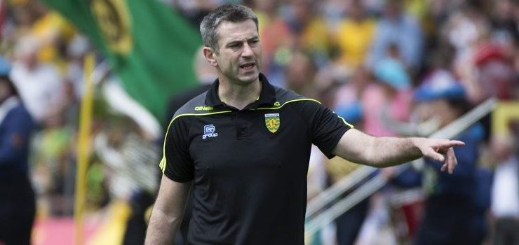 GAA confirms details for Donegal's All-Ireland qualifier against Longford