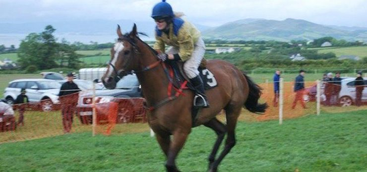 It's all about Jill as horse racing returns to Ramelton!