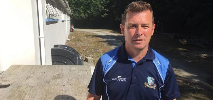 Danny O'Donnell on Milford's Division 1 survival battle