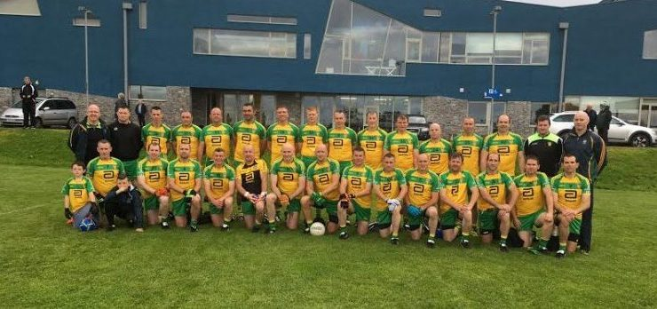 Donegal's All-Ireland Masters semi-final has been postponed