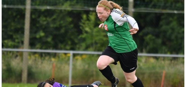 Watch: Milford pride as Amber Barrett named joint captain of Irish squad
