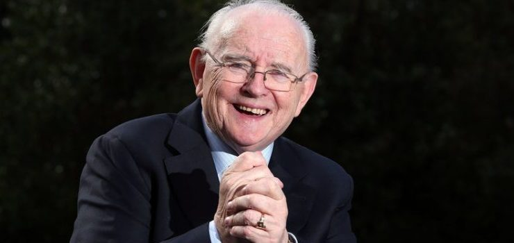 Watch: A Donegal man made Jimmy Magee's all-time Ireland XI