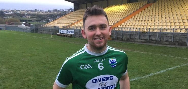 Listen: Gaoth Dobhair's Niall Friel delighted to 'make history' in last Under-21 final