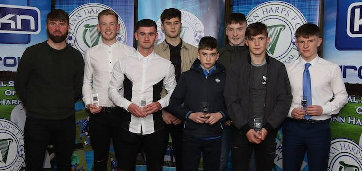 Picture special: Finn Harps hold end of season presentations