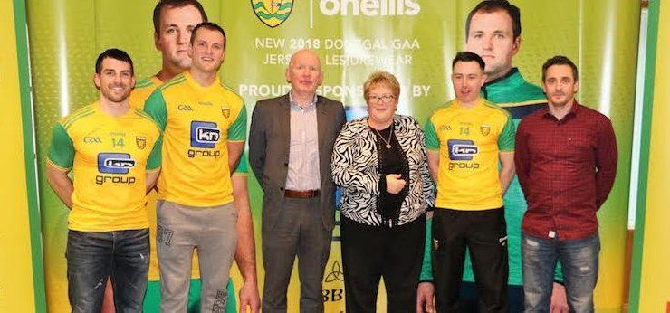 Listen: Donegal hurling boss Mickey McCann has big aims for 2018