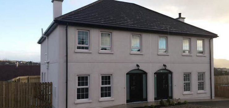 Win this four-bedroom house in Aileach FC 'Mega Draw'
