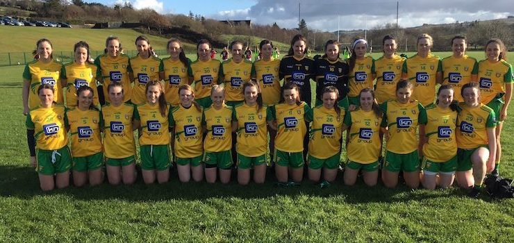 Tricky derby for Donegal ladies in Clones