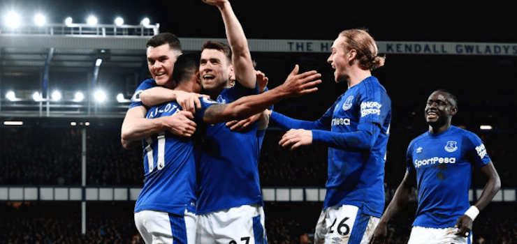 Watch: Seamus Coleman on the 'surreal' feeling of his Goodison comeback