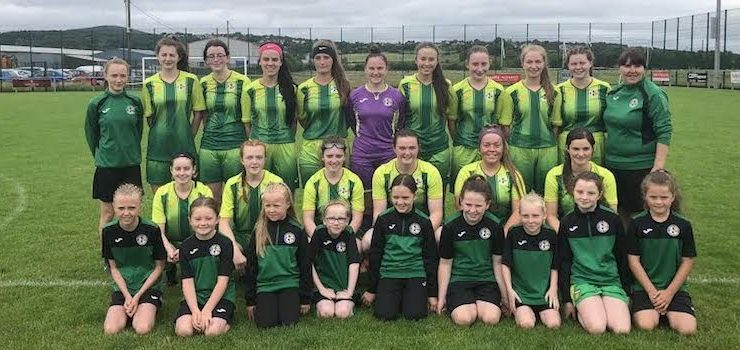 Quickfire Athlone undo Donegal in U17 Women's National League opener