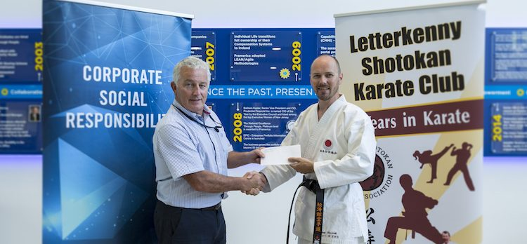 Ireland's oldest karate club to recruit for new classes in