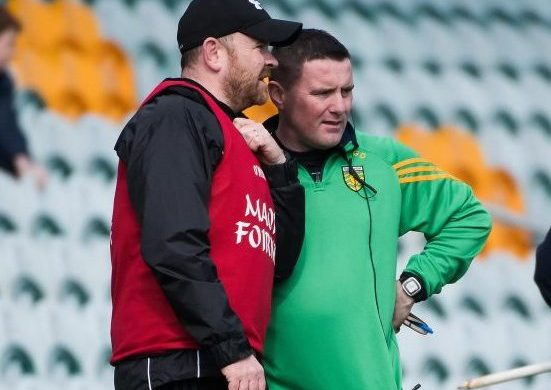 Listen: Gary Duffy says Roberts injury put minors on back foot
