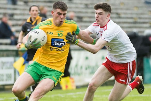 Listen: Peadar Mogan and Paddy Dolan look ahead to Fermanagh U20 clash at Brewster Park
