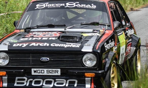 Listen: Damien McGettigan looks forward to the National Rally battle