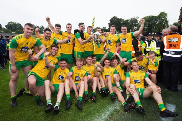 Watch: See the highlights as Donegal win Ulster title