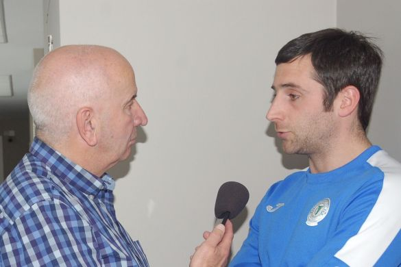Listen: Gareth Harkin optimistic ahead of second half of the season with Finn Harps