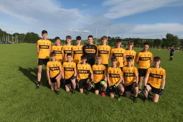 Listen: 'Timing is everything' – Peter McGeehin on St Eunan's U16 Division 1B wina