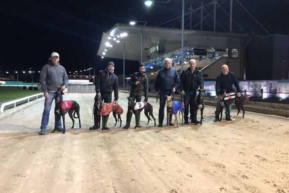 Watch: Excitement and emotion on final night at Lifford Greyhound Stadium