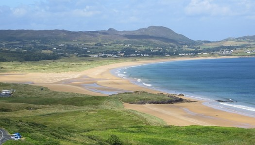 Did you find love on this Donegal beach?
