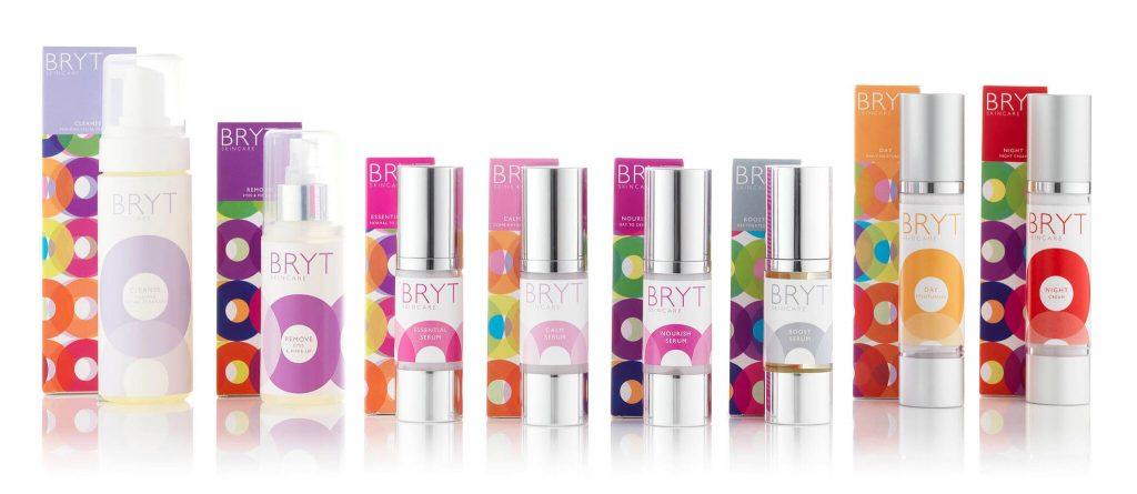 BRYT Skincare Women's Range