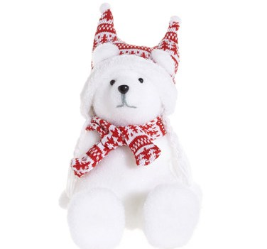 Sitting Polar Bear Dunnes Stores €15.00