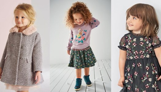 Winter fashion for your little darlings