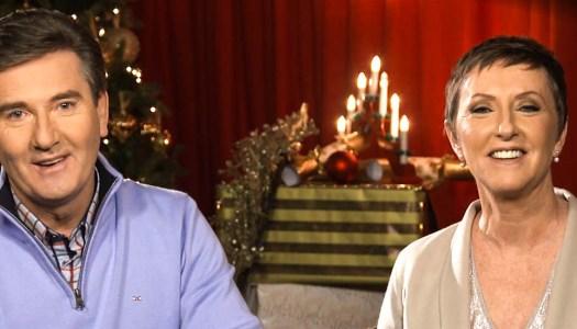 A sneek peek at Daniel and Majella's Christmas address