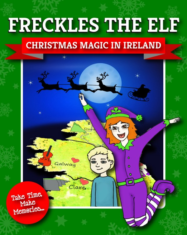 freckles-the-elf-christmas-magic-in-ireland-front-cover