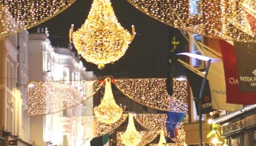 Planning a pre-Christmas trip to Dublin?