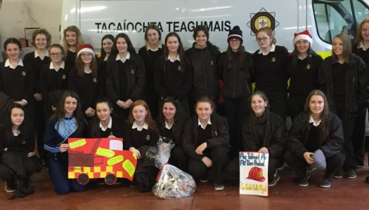 Emergency Services receive the gift of gratitude