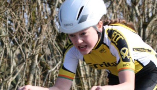 Teen cyclist Shauna races into an exciting New Year