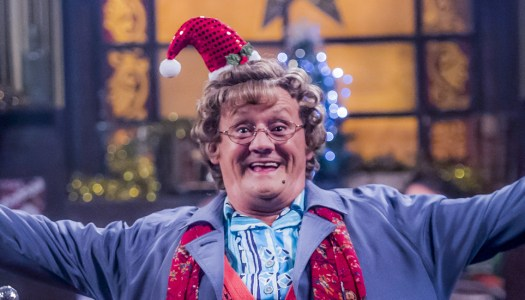 Mrs Brown's family feeds almost 3,000 this Christmas