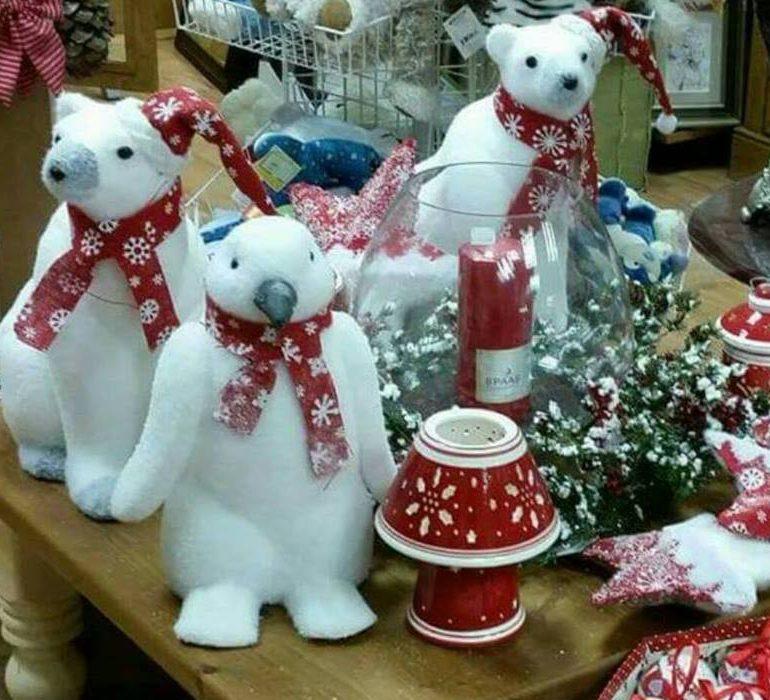 The Present Day Ardara Christmas stock
