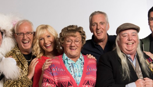 Brendan O'Carroll's family were worried for his health