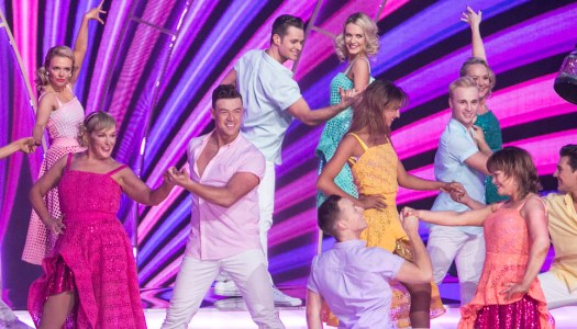 Dazzling divas have their turn on Dancing with the Stars