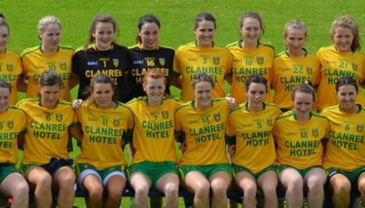 Five Donegal Ladies make the 2017 All-Star shortlist