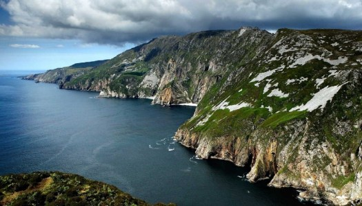Slieve League named one of Ireland's Top 10 Tourist Attractions!