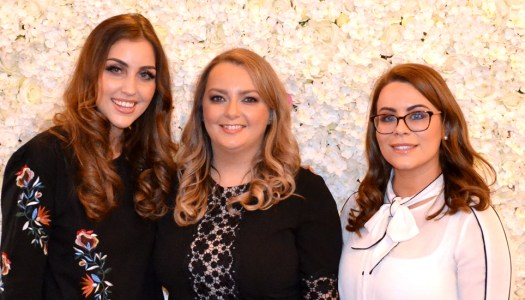 Events: Bridal parties assemble for the Team Bride Wedding Workshop