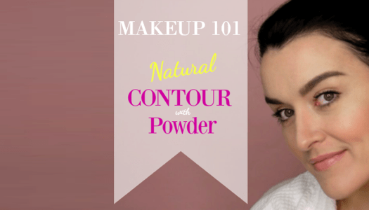 MAKEUP 101 | Natural Contour
