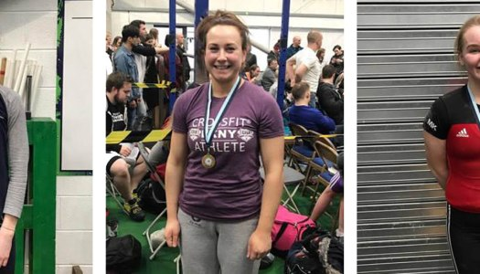 Olympic weightlifting gold medals for three Donegal women