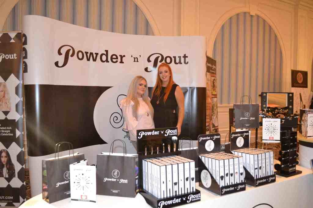 Powder 'n' Pout