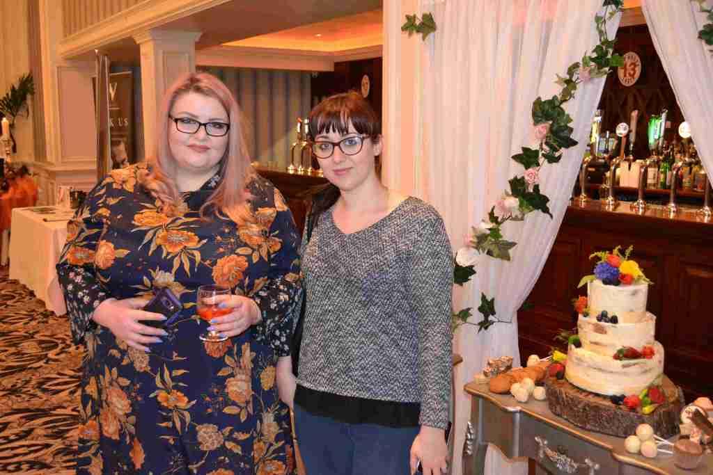 Eilish Kelly and Rebecca Hunt