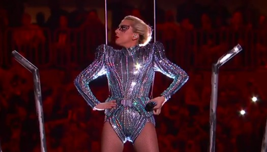 Watch: Lady Gaga's Super Bowl half-time show