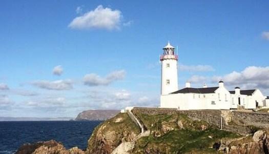 The beauty of Fanad Head along the Wild Atlantic Way
