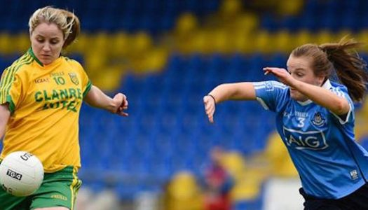 A 'Lidl' bit of organising goes a long way for Donegal ladies ace Friel
