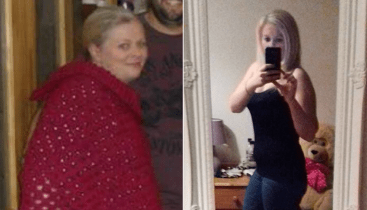 Jennifer's incredible weight loss transformation
