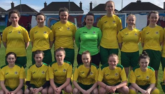 Superb away win for Donegal Women's League Under-18s