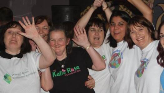 Small community makes big €7,000 charity donation