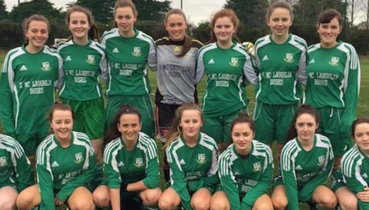 Greencastle Under-16s face National Cup semi-final at home on Sunday
