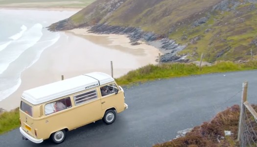 These incredible Donegal scenes are set to impress TV viewers very soon