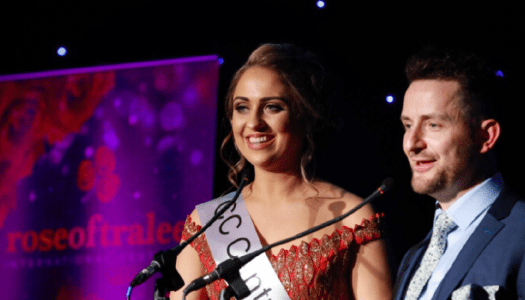 Amy Callaghan named Donegal's Rose for 2017!